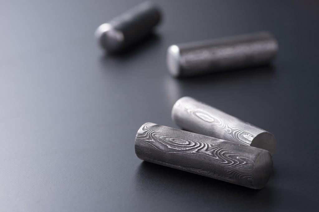 クラッドメタル ダマスカス ダマスカス鋼 鋼 金属