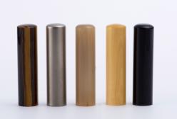 色々印材 印鑑 素材 印材 種類 選び方